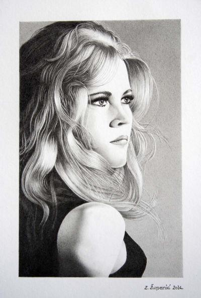 Jane Fonda 16x10 (2014) Available